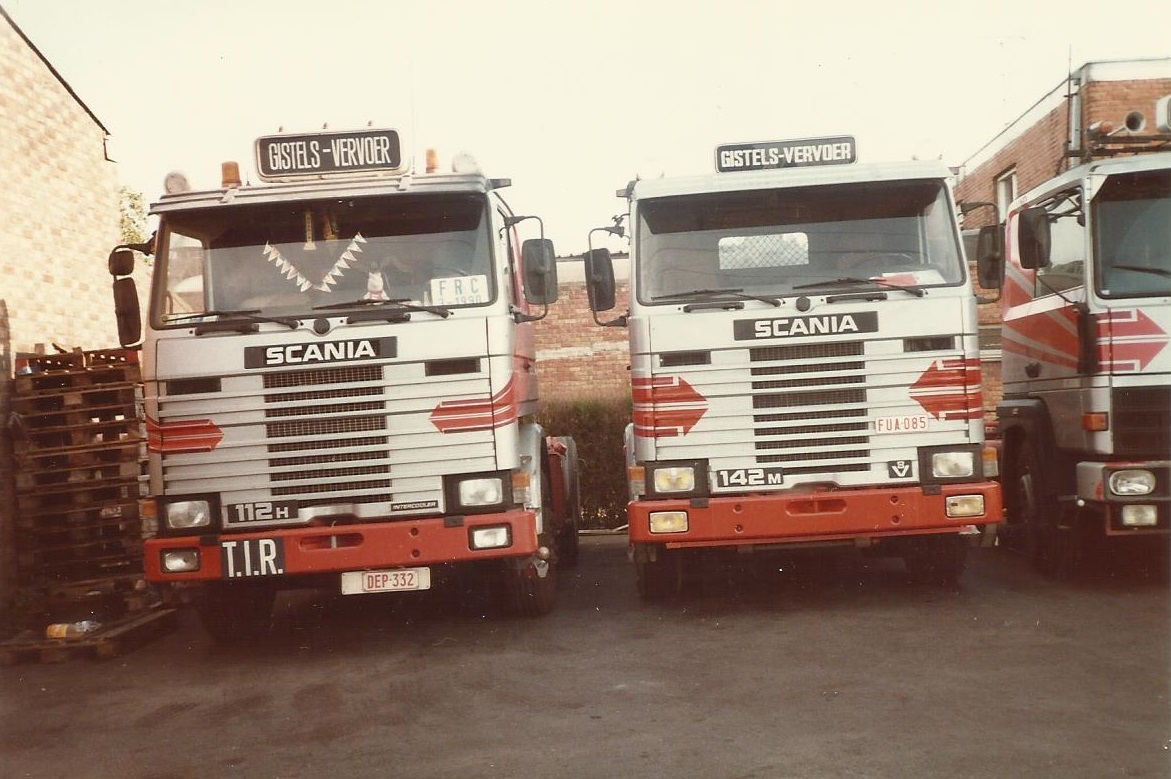 Scania-Renault