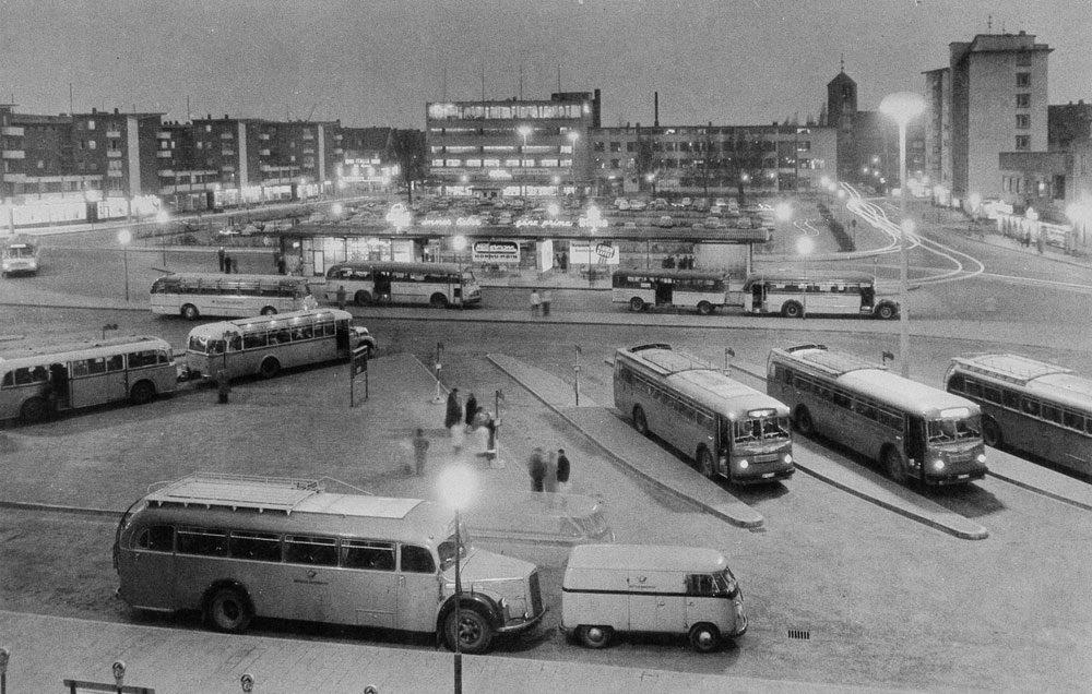 1960-Hanau-Freiheitsplatz