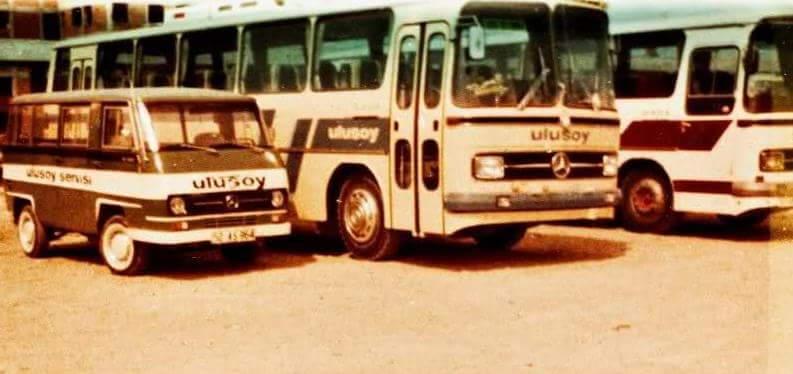 Mercedes-groot-en-klein