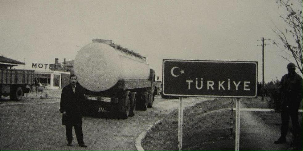 Grens-Turkije
