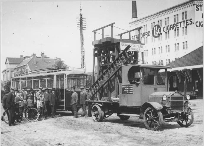 1927-Trolleybus-Groningen