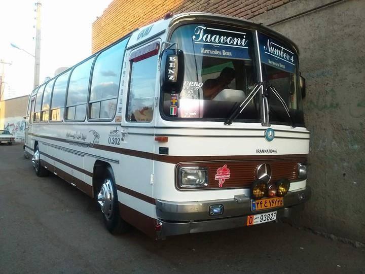 Mercedes-302