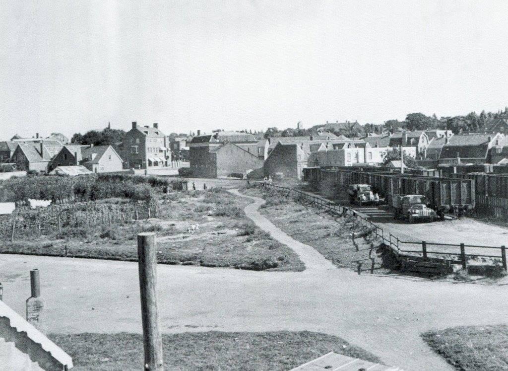 1952---Lawicks-Allee-Wageningen