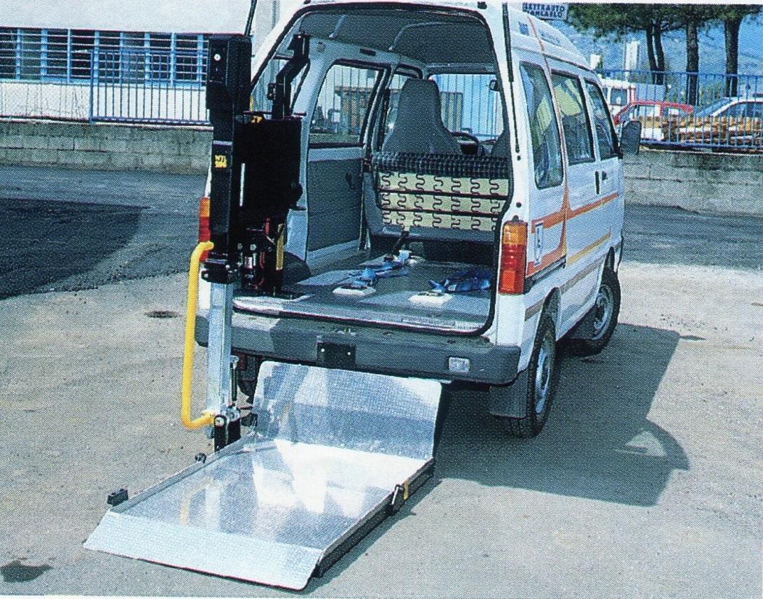 rolstoel-wagen