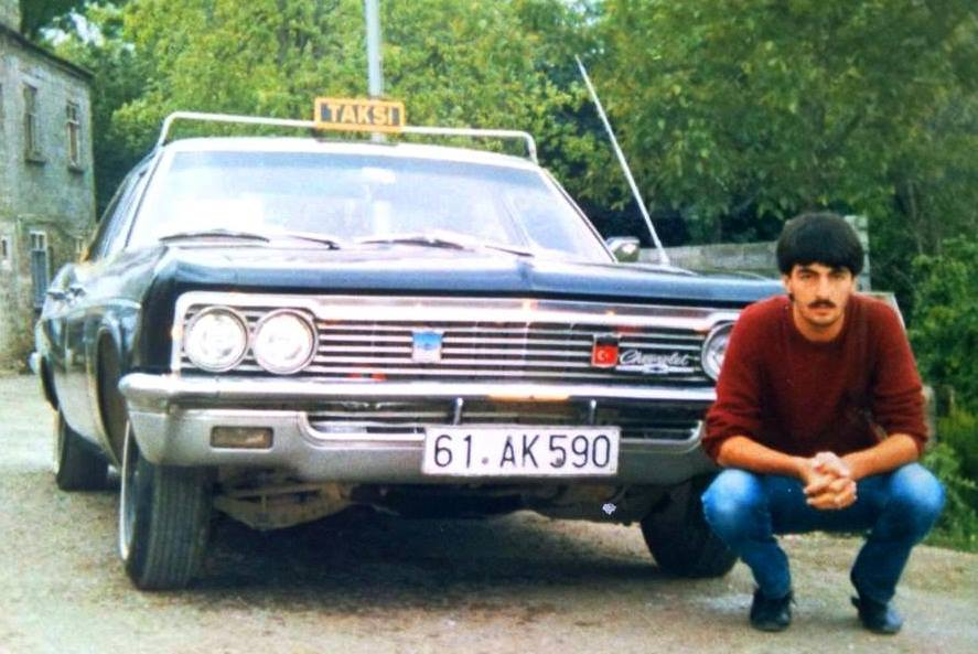 Taksi-Chevrolet