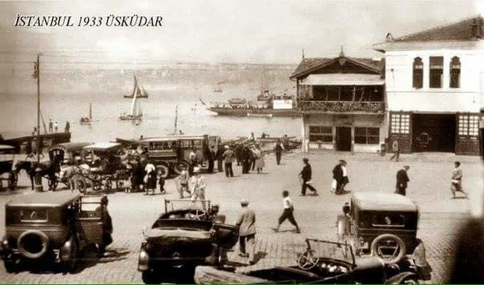 Istanbul-1933-Ferry
