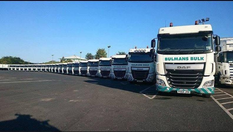 Bulmans-Bulk-transport-Daf