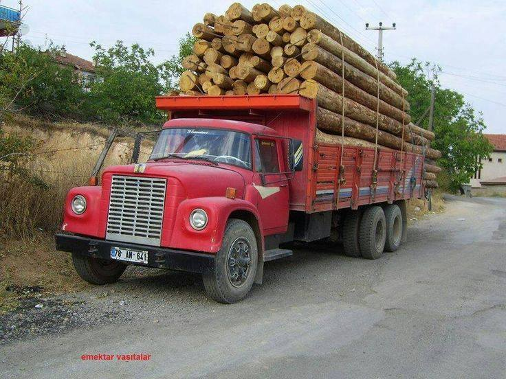 International-1800-Loadstar-6X4