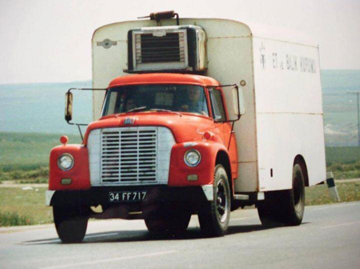 International-frigo-truck