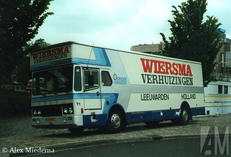Volvo-buschassis