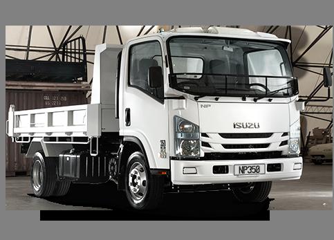 Isuzu-NP350