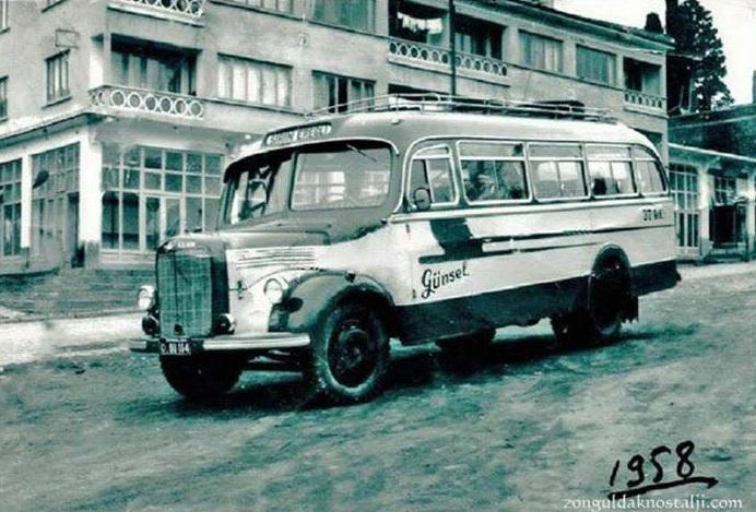 Mercedes-1958