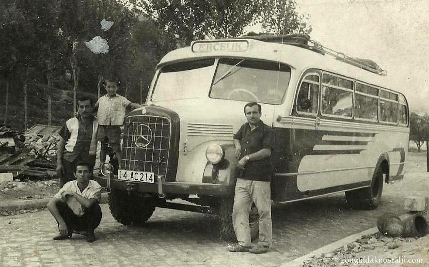 Mercedes-Coach