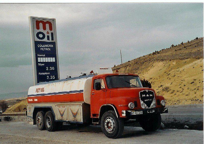 MAN-Ankara