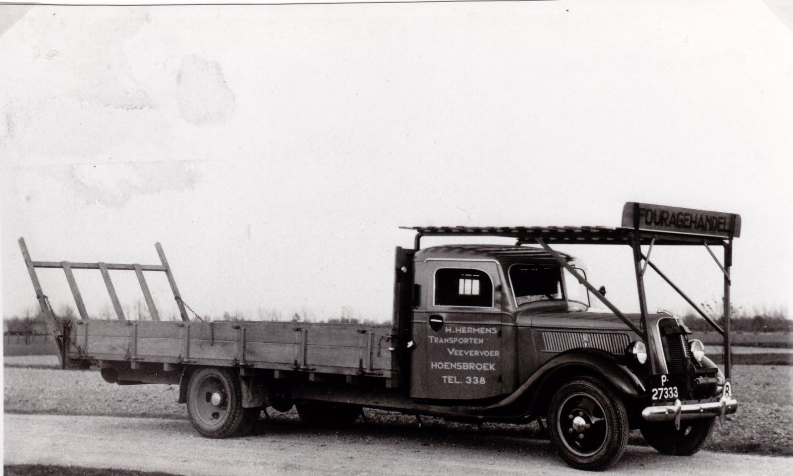 1937-Ford-V8-85-Pk-Hermens-H-Hoensbroek--veehandel-Fourage-handel