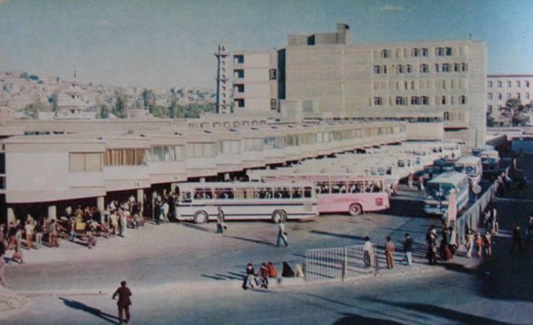 Ankara-oude-bustation