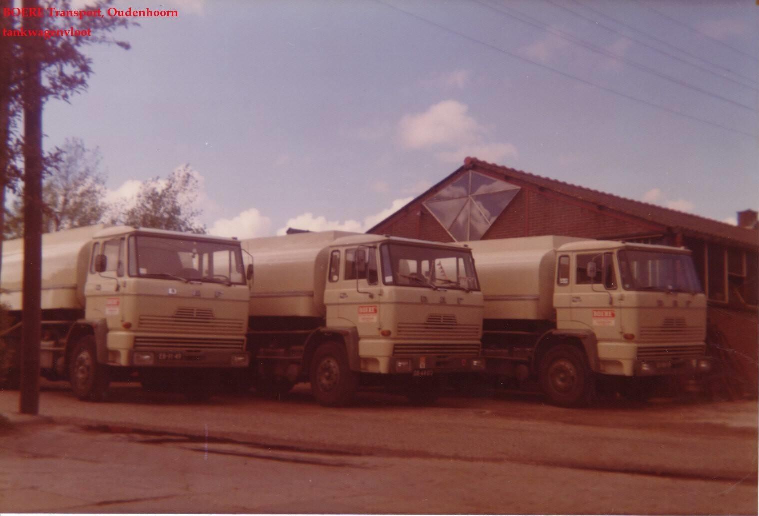 Boere-Oudenhoorn-transport