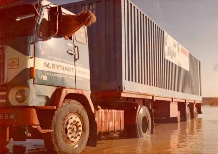 Ton-van-Ingen-Shenau-1974-op-weg-naar-Teheren-Jan-de-Wilde-archief