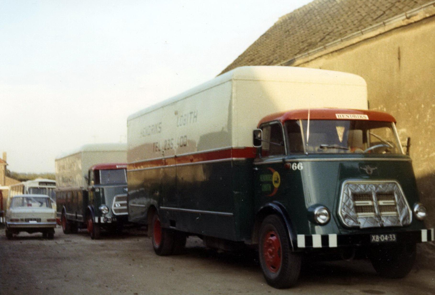 Hendriks-Lobith-DAF-FA1600-XB0433