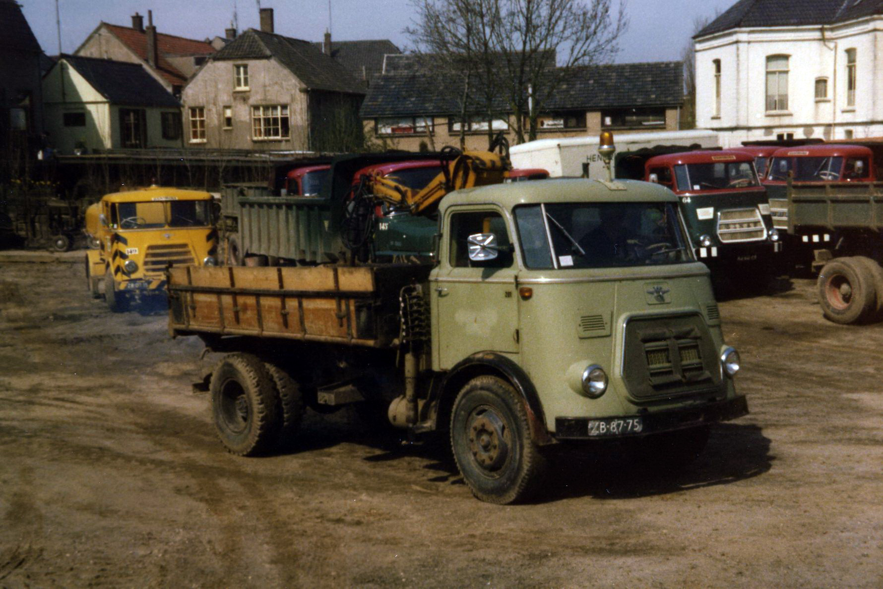 Hendriks-Lobith-DAF-FA1600-ZB8775
