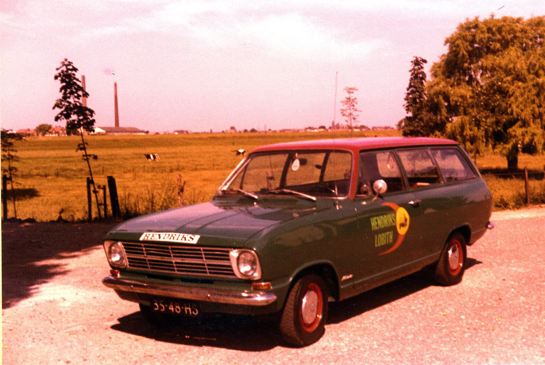 Hendriks-Lobith-Opel-Kadett-3548HS
