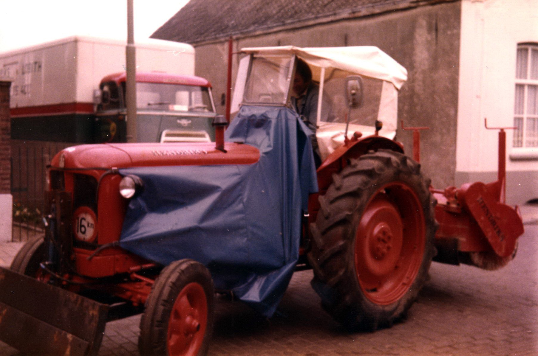 Hendriks-Lobith-Tractor