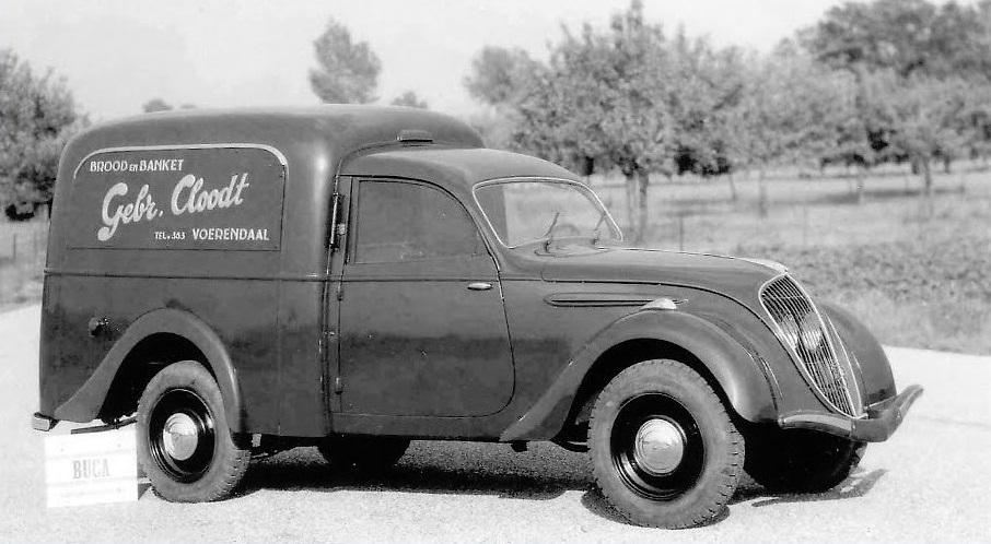 Peugeot-carr-Buca-Bakker-Bakkerij-Cloodt-Voerendaa