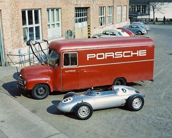 Opel-Blitz--Porsche-718-formule-2