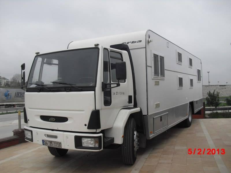 Ford-Camper-Istanbul