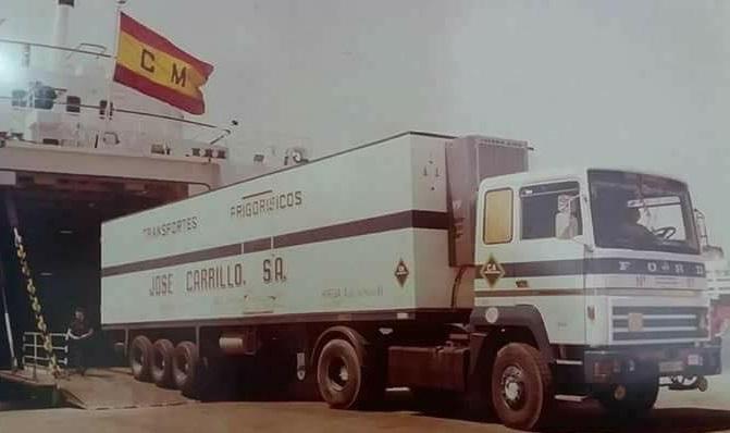 Ford--Frigo-trailer