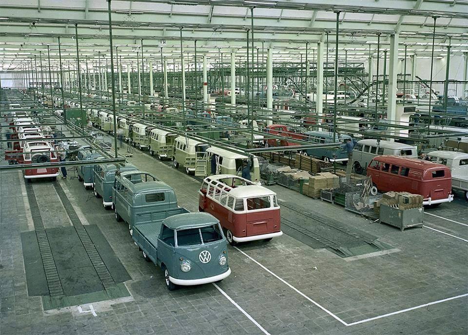 VW-Fabriek-Peter-Harte-archief