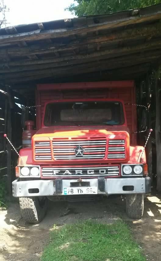 Fargo-truck