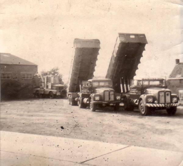 Scania-Kippers