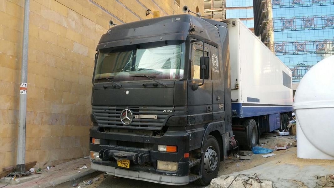 Saudia-Arabia-----Mercedes--Actros