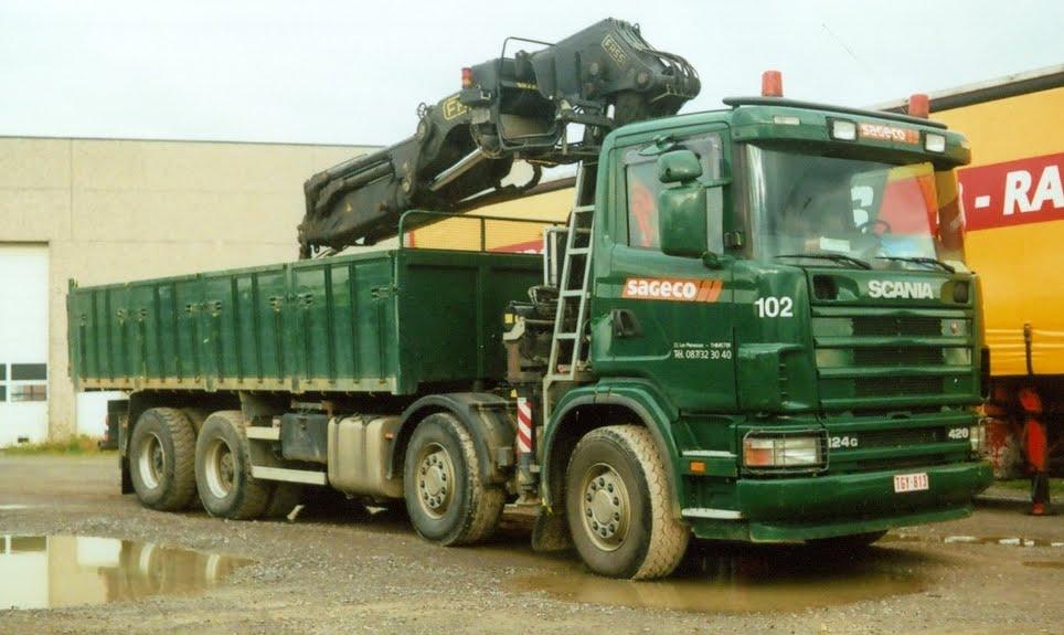 Scania-R124-Sageco-Verviers