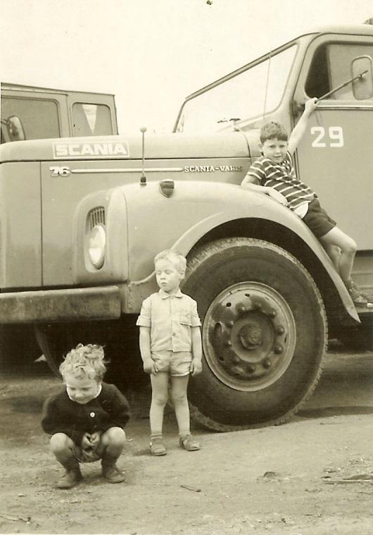 Abraham-archief-Scania-Vabis-1