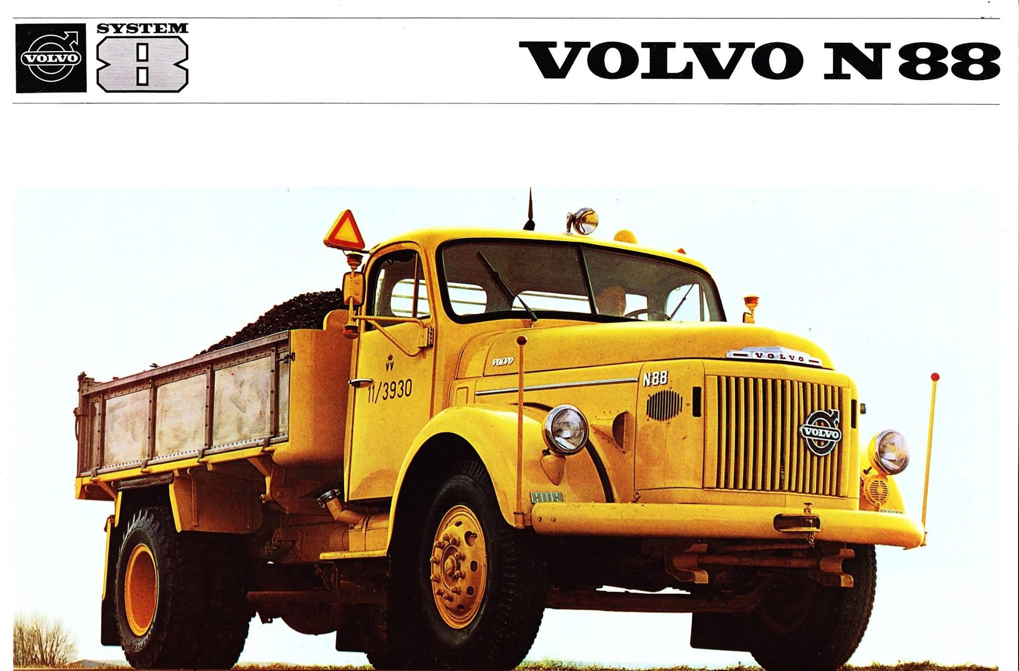 Volvo-folder