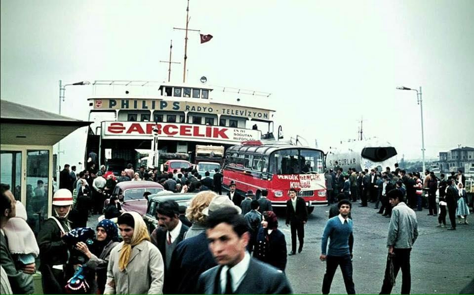 Ferry-Istanbul