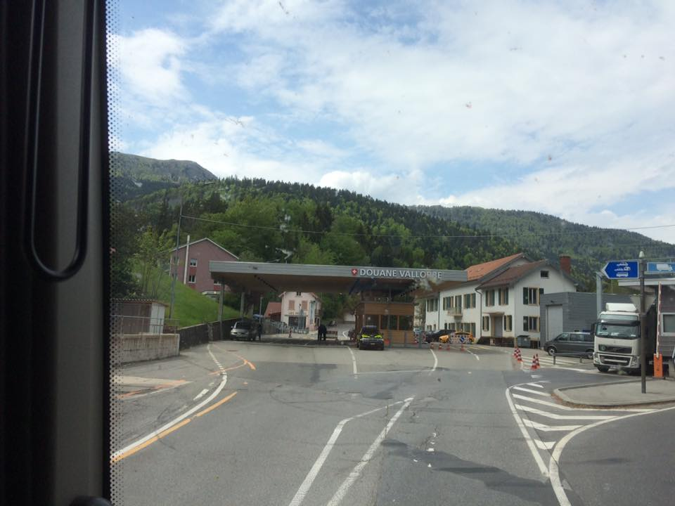 Vallorbe-Vaud-Zwitserland
