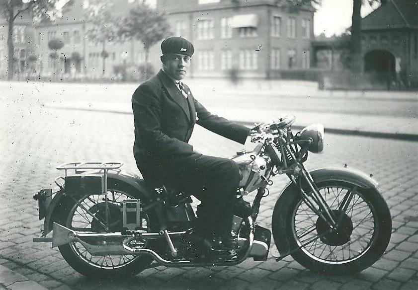 Jef-Vrancken-1908-1958-Spoorweglaan