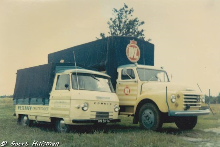 Commer-Volvo