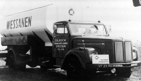 Van-Dijck-Wessanen-truck-Scania