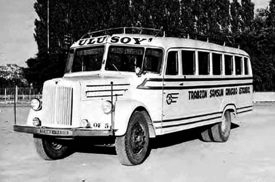 Scania-Coach