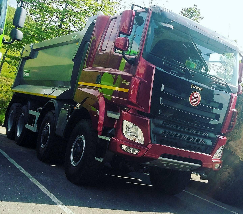 Tatra-truck