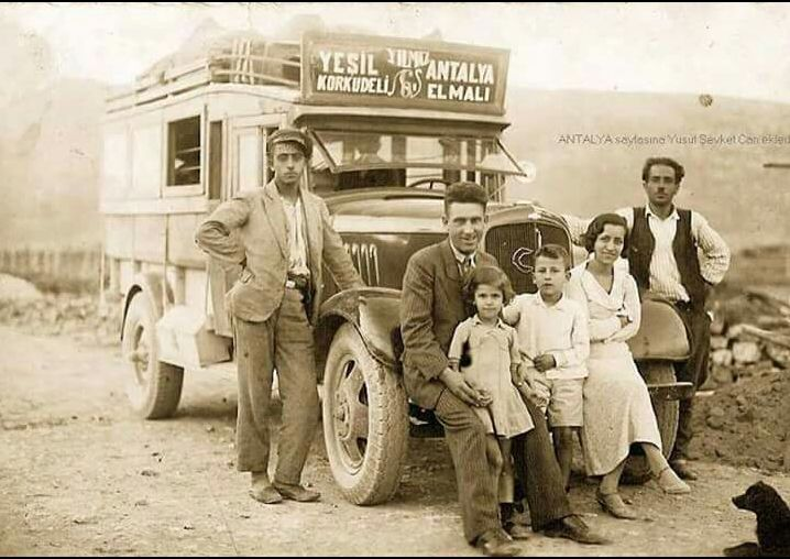 Touringcar-Antalya-1950