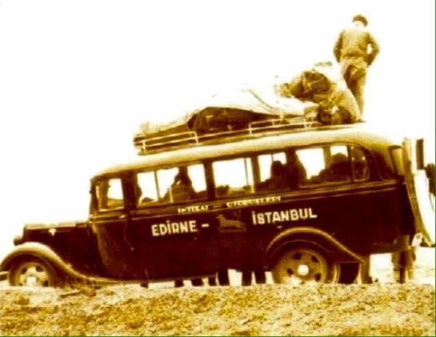 Edirne-Istanbul--lijn-dienst