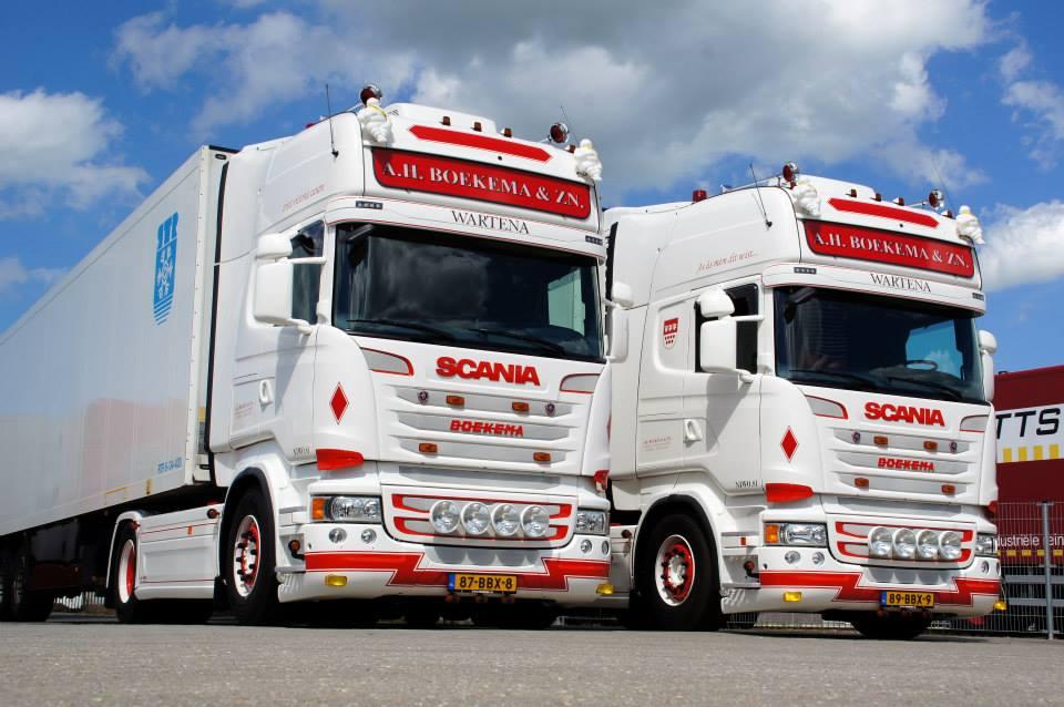 Scania-Frigo
