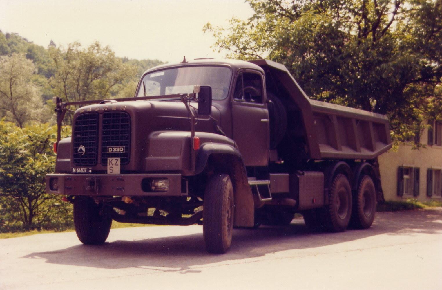Saurer-D330-6X4