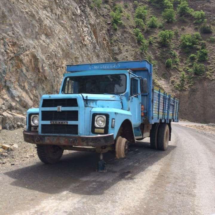 Austin-truck