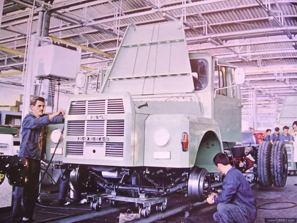 Morris-Fabriek